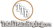 Total Team Roping Retina Logo